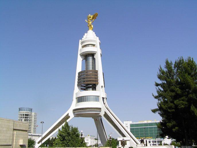 Ashgabat turkmenistan Visit to