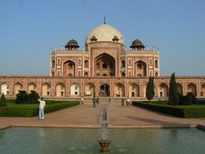 Bekende Gebouwen In India.India En Pakistan Moghul Reis Pakistan Reis Dimsum